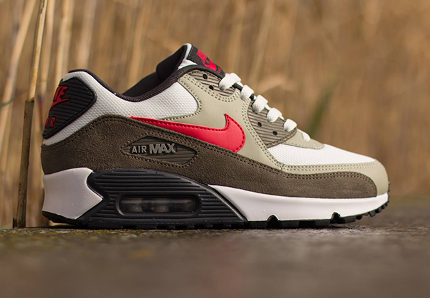 air max 90 beige chalk
