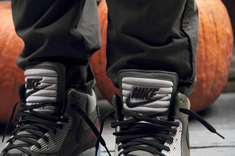 online retailer 2964b 2e83c Nike Air Max 90 Sneakerboot Ice