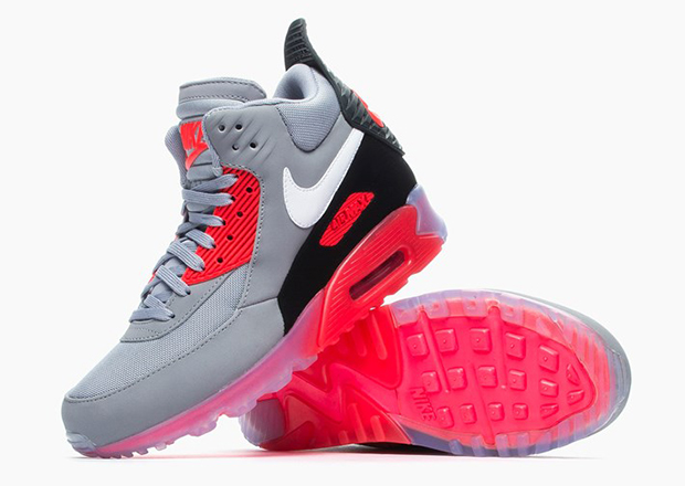 Nike Air Max 90 Sneakerboot Ice