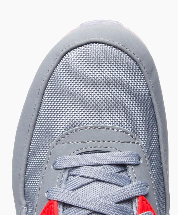 Nike Air Max 90 Sneakerboot Ice Sneakers Wolf Grey, White