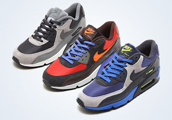 the best attitude 8d175 704bf Nike Air Max 90