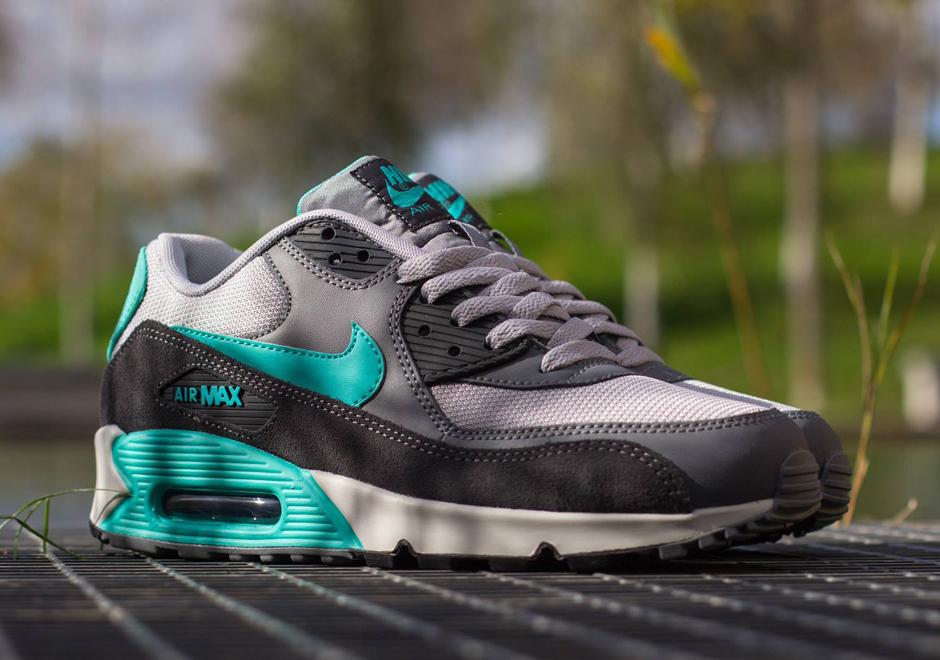 Nike Air Max 90 Black Jade