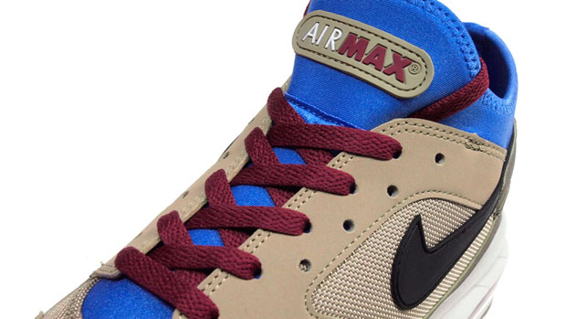100% authentic 9d73f a6533 Nike Air Max 93 - Beige - Royal - Burgundy - SneakerNews.com