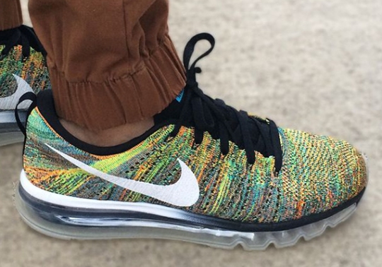 """Nike Flyknit Air Max """"Multicolor"""""""