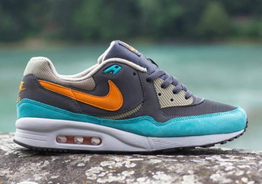 Nike Air Max Light – Anthracite – Copper Flash – Bamboo