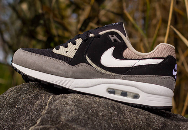 Nike Air Max Light Black White