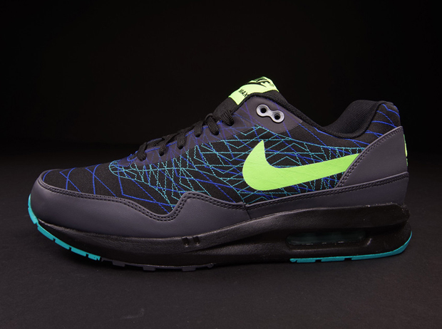 Nike Air Max Lunar 1 JCRD Winter – Black – Flash Lime ...