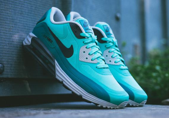 """5b2642e82946 Nike Air Max Lunar90 WR """"Bleached Turquoise"""""""