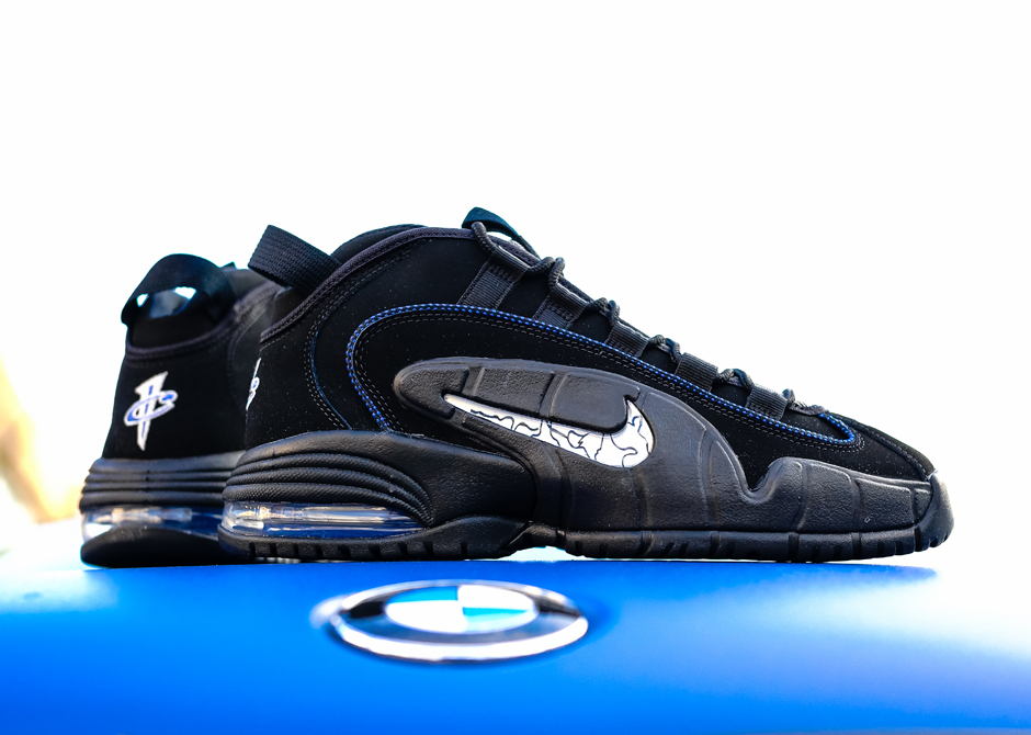 "Nike Air Max Penny ""'96 All-Star"" – Release Date"