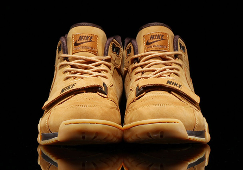 "nike tn air max - Nike Air Trainer 1 Mid PRM QS ""Wheat"" - SneakerNews.com"
