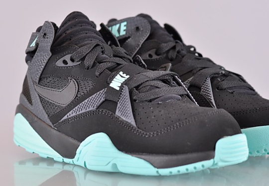 Nike Air Trainer '91 – Black – Hyper Turquoise – Anthracite