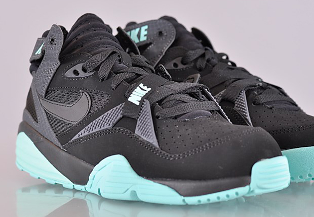... Nike Air Trainer 91 – Black – Hyper Turquoise – Anthracite ... 1d76bfa64