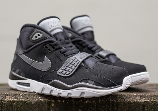"Nike Air Trainer SC II ""Raiders"""