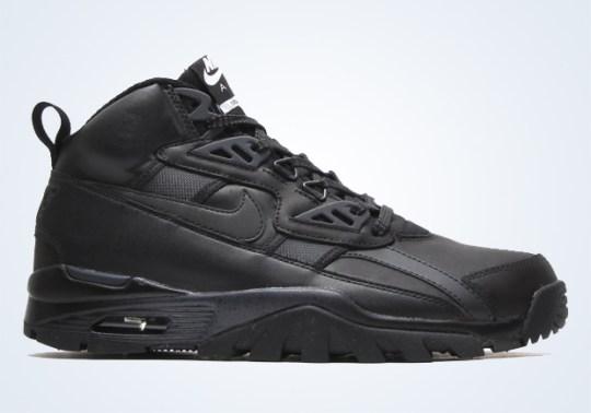 """Nike Air Trainer SC Sneakerboot """"Blackout"""""""
