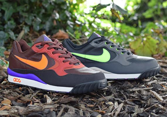 best service 74419 8bcc1 Nike Air ACG Wildwood – November 2014 Releases