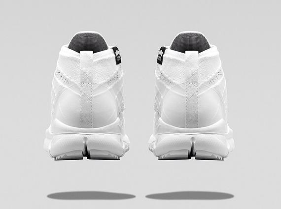timeless design 6a7bb 8ed33 ... best price nike flyknit trainer chukka fsb sp all white sneakernews  ec2f7 e64e2