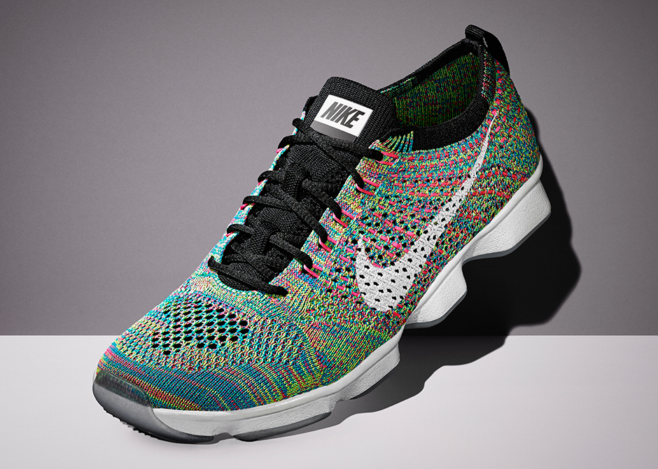 superior quality 6d241 282a4 Nike Zoom Fit Agility Flyknit