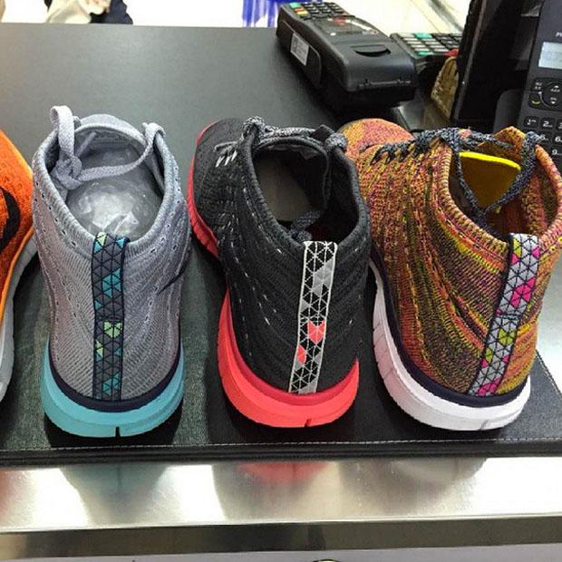 48e7c35fe32cd Nike Free Flyknit Chukka - 2015 Samples - SneakerNews.com