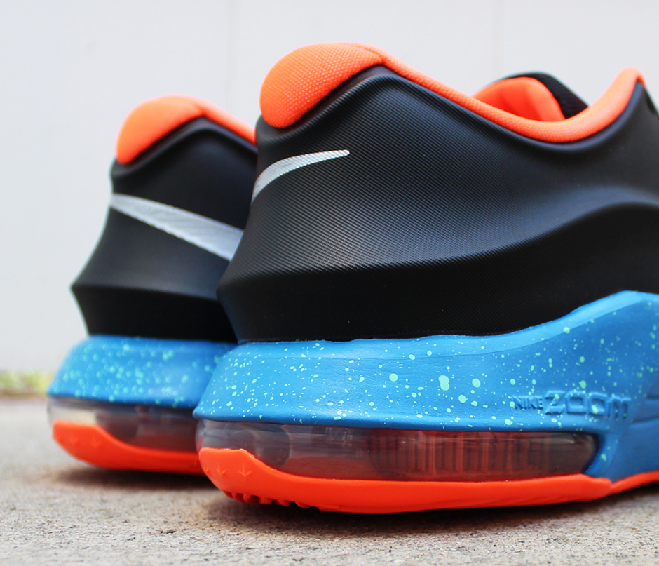 6a23326f47c9 A Detailed Look at the Nike KD 7