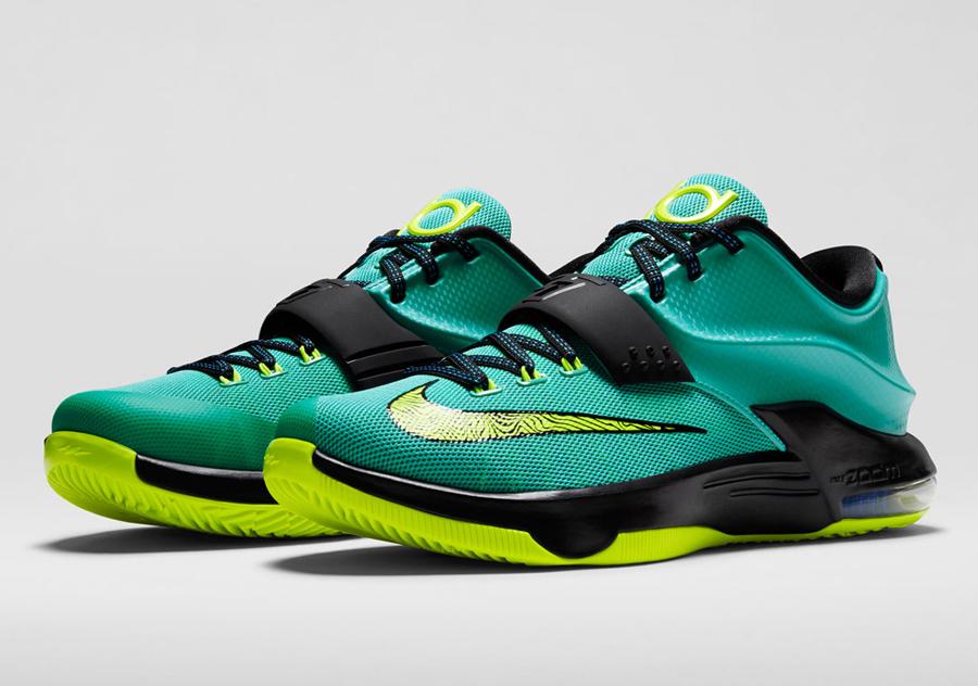 "Nike KD 7 ""Uprising"" - SneakerNews.com"