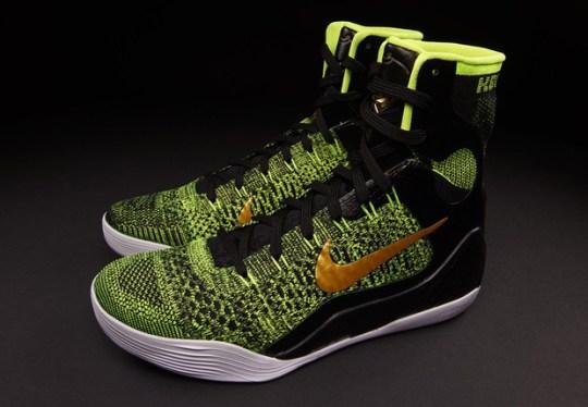 "Nike Kobe 9 Elite ""Restored"" – Release Reminder"