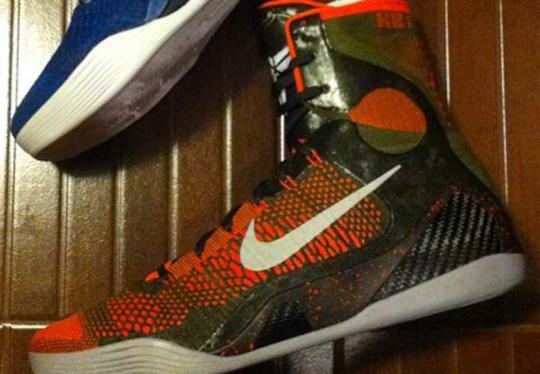 "Nike Kobe 9 Elite ""Strategy"""