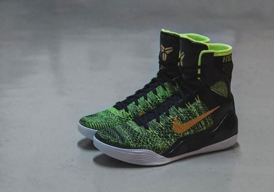 "Nike Kobe 9 Elite ""Victory"" – Release Date"