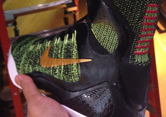 "Nike Kobe 9 Elite ""Victory"""