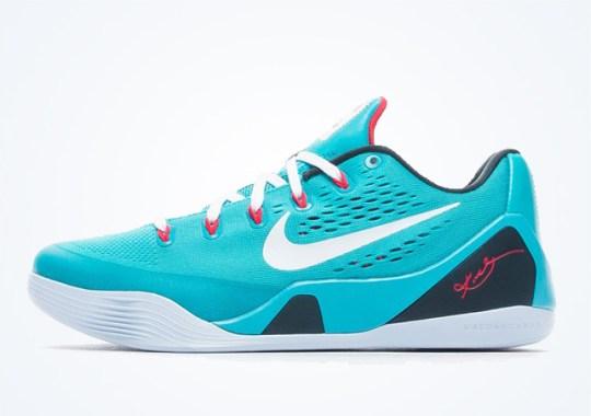 """Nike Kobe 9 EM """"Dusty Cactus"""" – Release Reminder"""