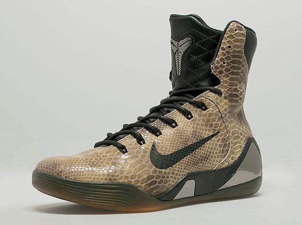 nike kobe 9 ext high snakeskin release reminder 01 Nike Kobe 9 High EXT Snakeskin Release Reminder