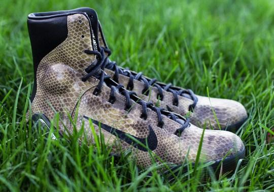 "Nike Kobe 9 High EXT QS ""Snakeskin"" – Arriving at Retailers"