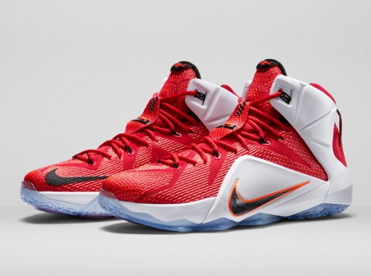 "Nike LeBron 12 ""Heart of a Lion"" – Release Date"