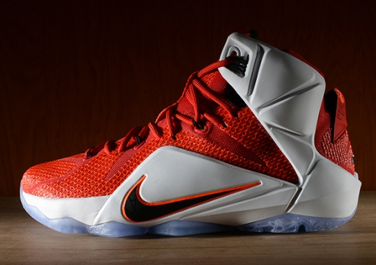 """Nike LeBron 12 """"Heart of a Lion"""" – Release Reminder"""