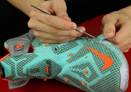 "Nike LeBron 12 ""NSRL"" – Dissected"