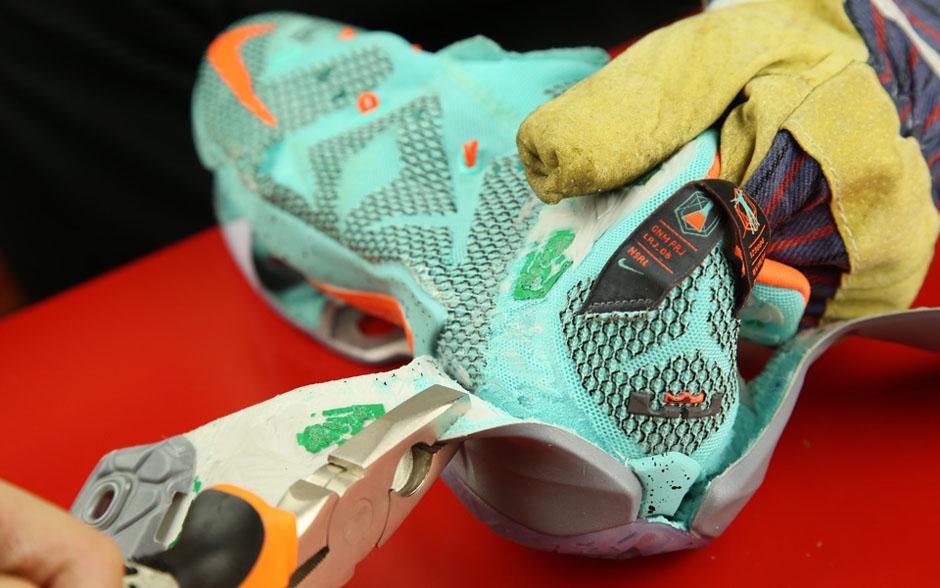lebron 12 nsrl socks