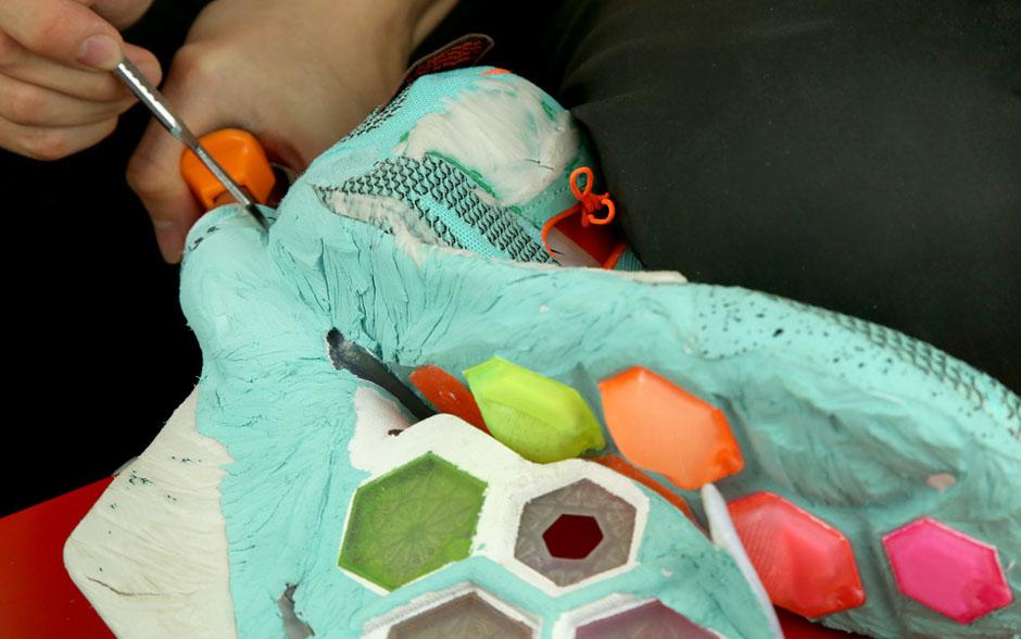 "Nike LeBron 12 ""NSRL"" - Dissected - SneakerNews.com"