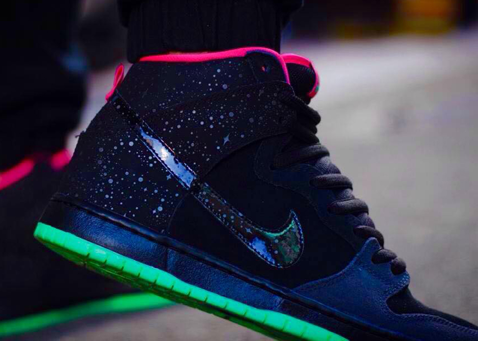 nike sb dunk high yeezy sample 1 Nike SB Dunk High Yeezy Sample