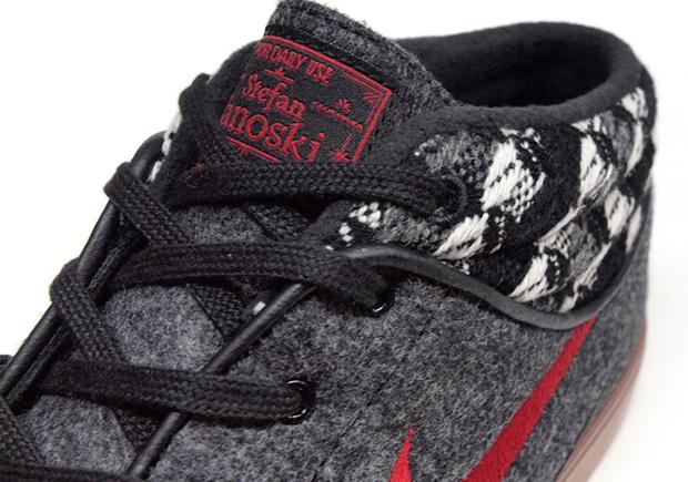 huge discount 16aea ec3ce Nike SB Stefan Janoski Mid