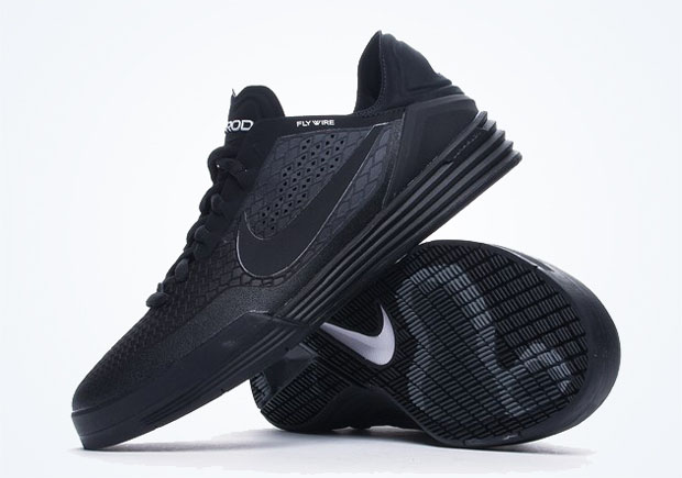 black out shoes