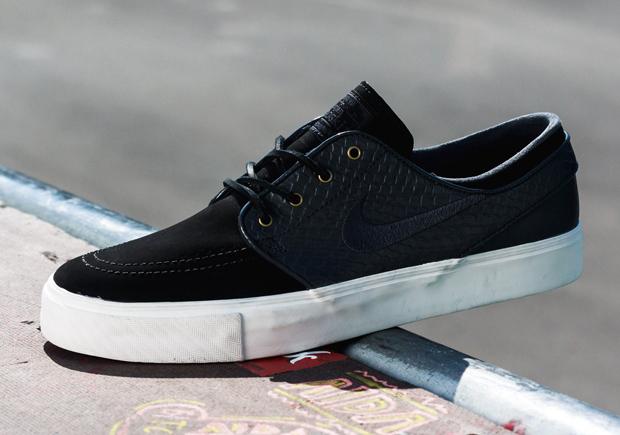 Negro / Antracita Los De La Fuerza Del Aire Nike Zoom Stefan Premium Janoski eyAoE6TBe