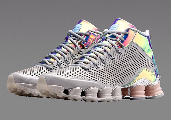 quality design e4830 ee68c Nike Shox TL Mid SP Releasing at NikeLab