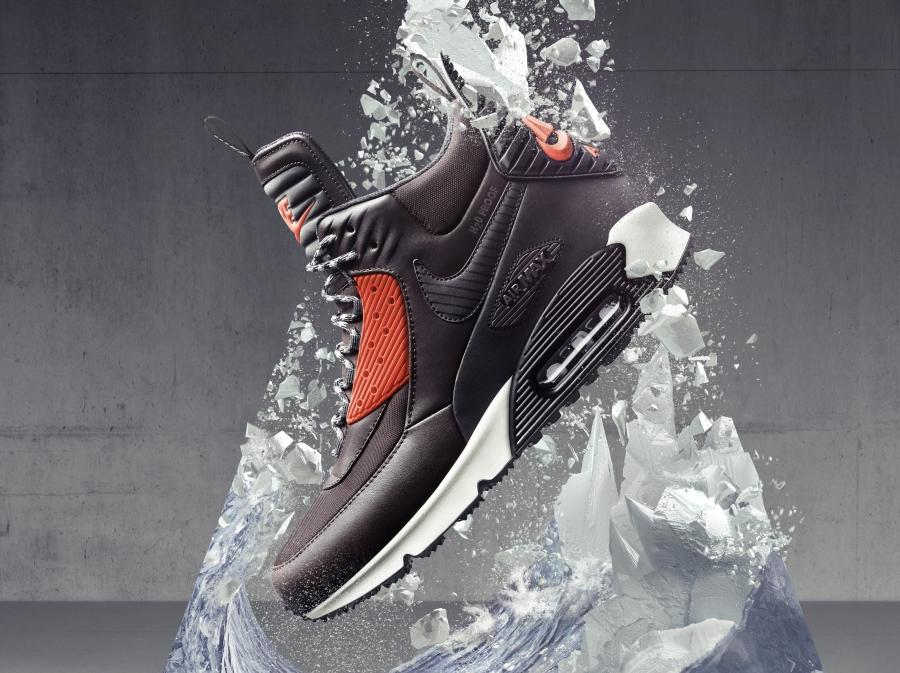 Nike Roshe Kjøre Sneaker Boot For Salg MOaygA
