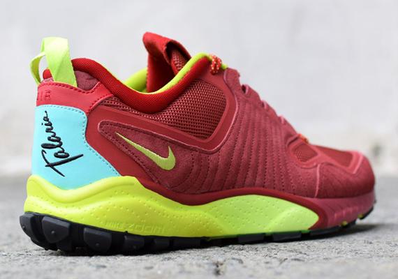 214e3e47ae66 Nike Zoom Talaria 2014 - Cedar - Fierce Green - Gym Red ...