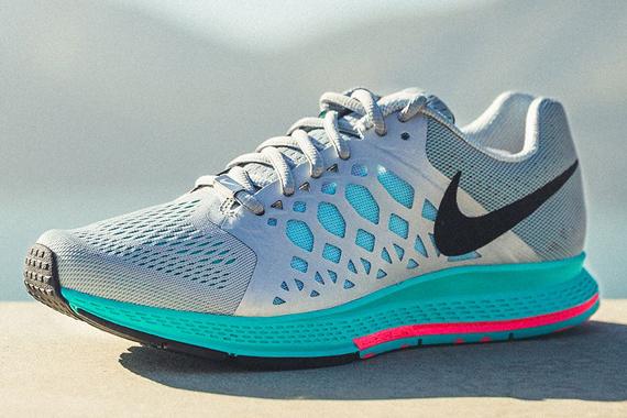 ... Nike WMNS Air Zoom Pegasus 31. Color Reflect SilverBlack-Hyper  Jade-Hyper Punch Nike Zoom Pegasus 31 Running Sports Shoes GHJ-e7532 Mens  ...