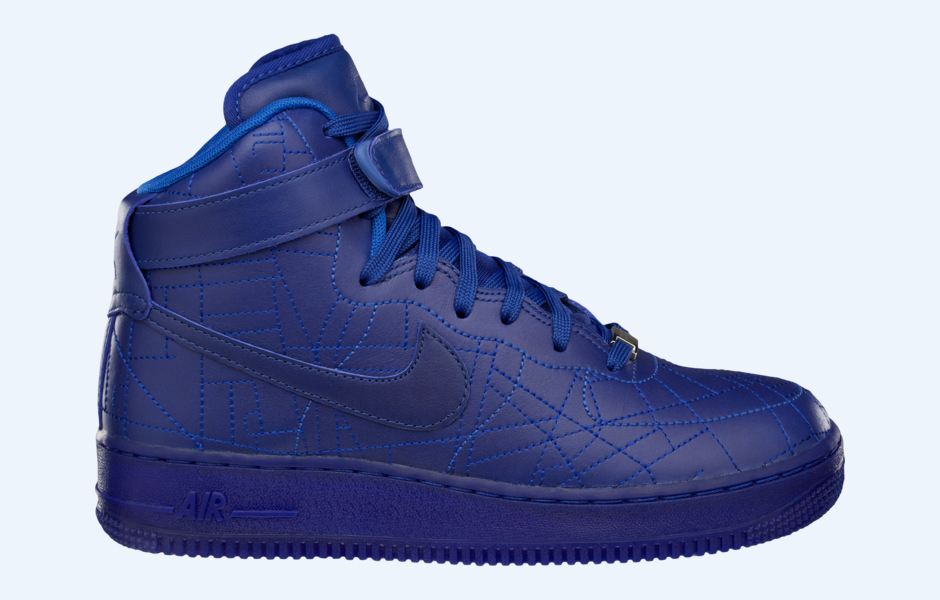 nike air force 1 high city collection mayberry