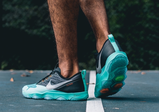 """Nike Zoom Hypercross Trainer """"Turquoise"""" – Arriving at Retailers"""
