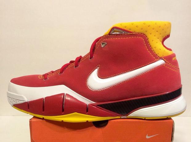 a7a396e357f9 Nike Zoom Kobe 1