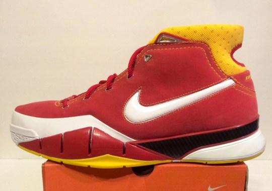 "Nike Zoom Kobe 1 ""Houston All-Star Game"" Sample – Available on eBay"