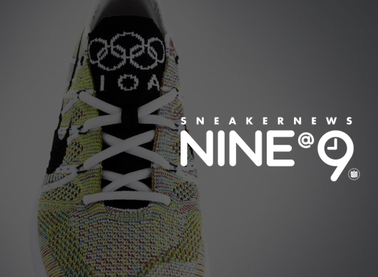 Sneaker News NINE@NINE: Fascinating Flyknits