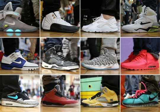 Sneaker Con Chicago – October 2014 On-Feet Recap – Part 1